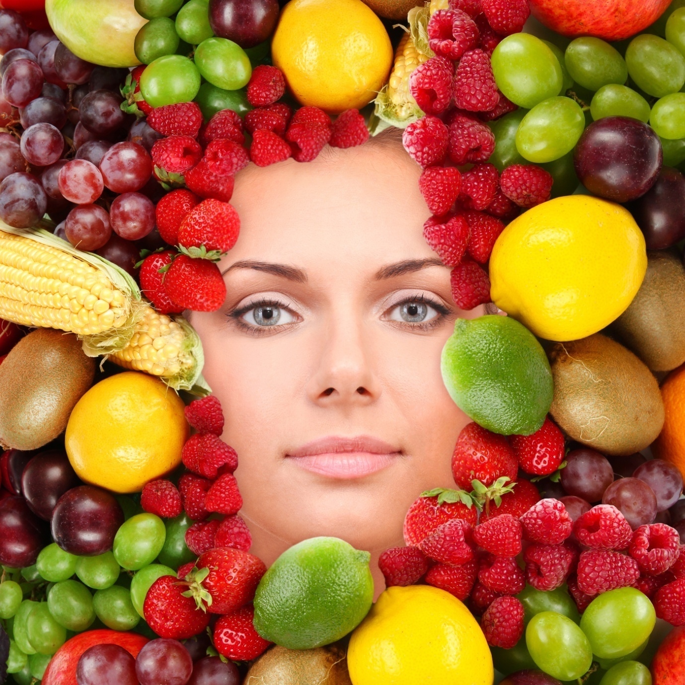 fruits and vegetables for healthy eyes are cucumbers fruit
