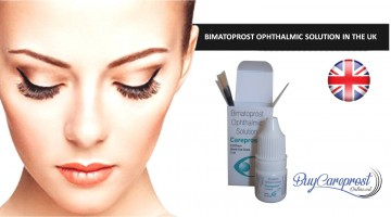 Bimatoprost Ophthalmic Solution in the UK