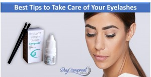 Best tips to take care of your eyelashes