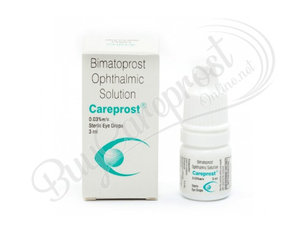 Careprost 3 bottles .03%